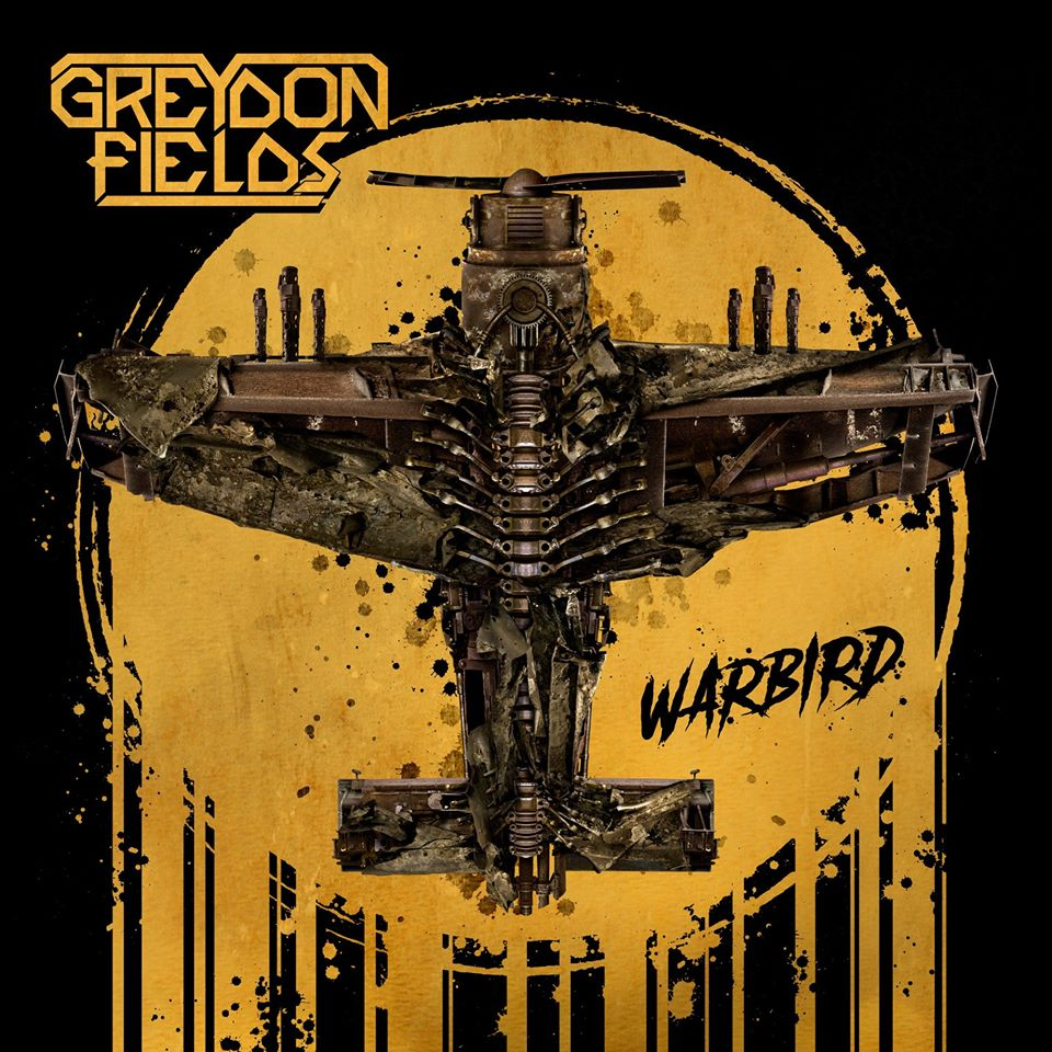 Warbird CD Cover